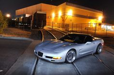 Stanced+C4+Corvette | D2FORGED Corvette ZR1 94 C4 CV2 ...
