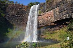 Cachoeira das Irmãs - Araguari - Minas Gerais - Brasil