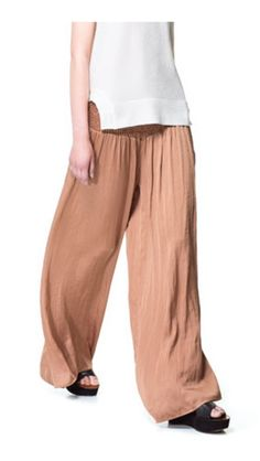 From Zara another comfy comfy pants..