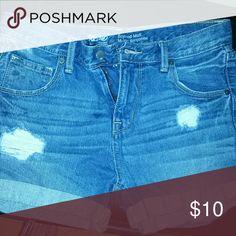 Jean shorts Boyfriend midi shorts, fit to size, very comfortable massimo Shorts Jean Shorts