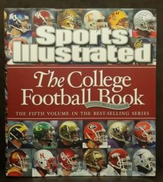 The College Football Book, brings to life the game's unparalleled excitement and pageantry, its legendary players, historic teams and epic rivalries.   In 288 pages of the greatest photography and writing available anywhere, The College Football Book spans the sport's history, from its infancy in the 1800s right up to the postseason showdowns of 2008. The book is packed with stunning pictures, award-winning stories, original stats, decade-by-decade all-star teams and iconic artifacts…
