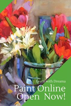 Find Inspiration, Color, Joy & You in Dream.Love.Paint. OPEN NOW for registration. http://dreamlovepaint.com/