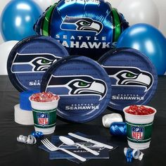 Seattle Seahawks Gameday Party Pack
