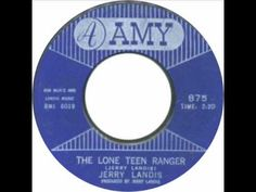 JERRY LANDIS & GROUP -LONE TEEN RANGER - YouTube