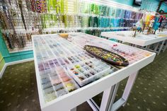 OOOH BEADS! Come see our bead store, Panama City, FL   LH Bead Gallery