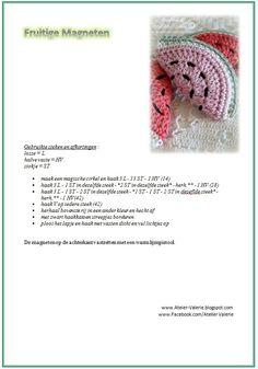 ... Crochet Fruit, Crochet Flowers, Crochet Hats, Crochet Hair Accessories, Crochet Hair Styles, Crochet Ideas, Free Pattern, Projects To Try, Ideas