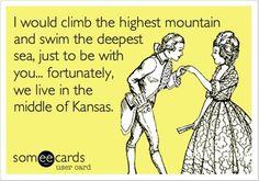 Oh.... Sadness.... Kansas love