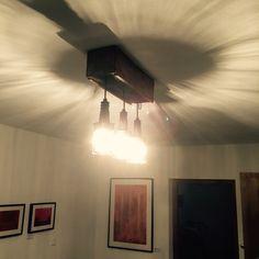 Les lampes en balade 2 #DIY #REN #Chamoille #Industrial #Industriel #Indus #Deco #Décoration #Lampe #Light #Lamp #Baladeuse #Nicolas #Rebord