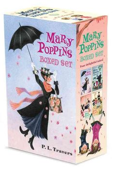 Four classic stories about the most famous nanny in the world, all together in a fabulous new boxed set! Who can slide up banisters, banish naughtiness with a swift Spit-spot, and turn a make-believe