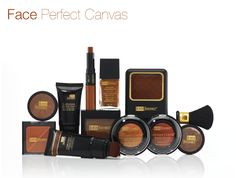 Black women heaven. This is the only brand I can find that makes make-up for my darker African skin. Not every black woman has skin as light as Halle Berry, make-up industries!