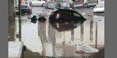L'alluvione di ieri ha portato innumerevoli disagi alla mobilità, al traffico e ad ogni singolo citt