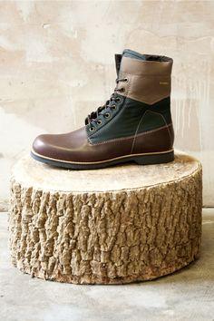 G-Star Raw Boots District Carabiner Dark Brown