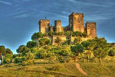 Castillo Almodovar del Río , Cordoba. Spain