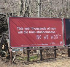 30 Masterfully Vandalized Billboards