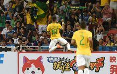 """Neymar arrasa o Japão e se junta às """"maravilhas"""" da moderna Cingapura #globoesporte"""