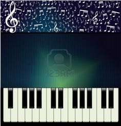 Abstract music background Stock Photo - 11568979