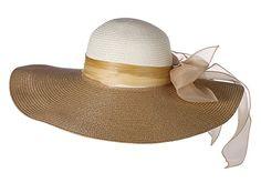 Women's Summer Wide Brim Beach Hats Sexy Chapeau Large Floppy Sun Caps (Brown) 30th floor http://www.amazon.com/dp/B01BZP4M02/ref=cm_sw_r_pi_dp_waF.wb07RQ94C