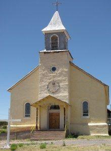 Sacred Heart Church, Dilia, NM