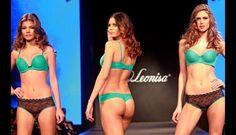Leonisa mostró lo mejor de la lencería en el Fashion Show Perú [Fotos]