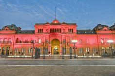 Casa Rosada de Gobierno Nacional