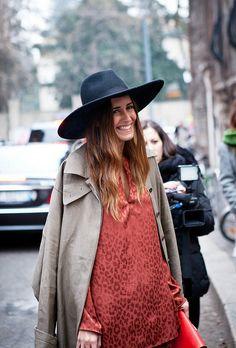 hats on #Fashiolista #Inspiration