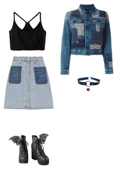 """""""Untitled #385"""" by aayushis on Polyvore featuring Diesel, Othermix, rag & bone and Iron Fist"""