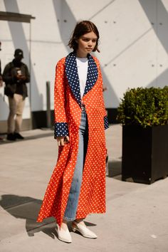 The Best Street Style Looks From New York Fashion Week Spring 2018 | Fashionista