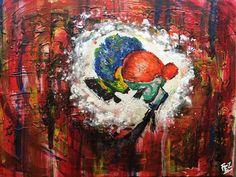 #myartwork #colorontheroad #contemporaryart #arte #canvas #acrilics