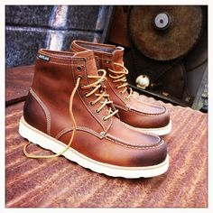 Eastland Men's Lumber Up Boot #eastlandshoe #workboots #eastlandshoe