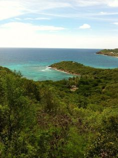 Unimproved lot in Sprat Bay Estates, Water Island. Views to east. Moderate slope. Sprat Bay Estates is the private part of Water Island and features a beach pavilion and boat dock. Approximately 50% of the Sprat Bay Estates land is dedicated to Greenspace.