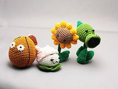 1000+ images about AMIGURUMI - plantas on Pinterest ...