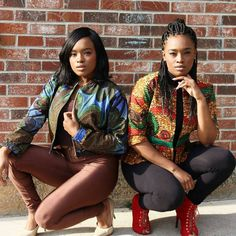 «follow my other featured pages over200k @hawt_fashions  @fashionforchurch  Photo of the day @tini_twins  #Fashionista  #blackgirls #model #picoftheday…»