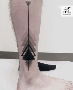 This design may look simple and it might not tell something at all. Then again, the story could depend on you. But simple as it may be, the details into making this tattoo is amazing and it has a somewhat soothing effect for the eyes.