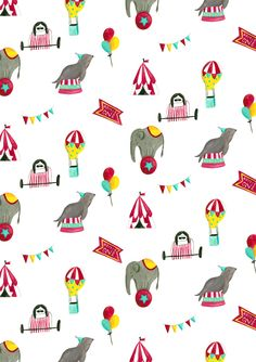 Patterns and designs animal