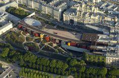 Resultado de imagen para musée du quai branly plan