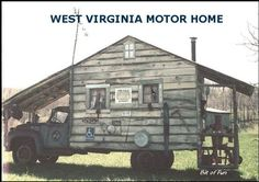 West Virginia Motor Home  I think we could afford this one and may be not much more.