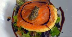 Cuídate con salmón ahumado #blogROYAL