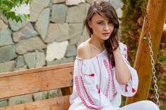 Madalina Dediu Women's Fashion, Costumes, Popular, Traditional, Stars, Blouse, Beautiful, Fashion Women, Sterne