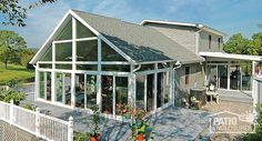 vinyl sunroom addition pictures ideas designs patio