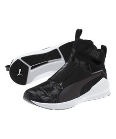 783d092eac8 Loving this Black   White Fierce Swan Training Shoe on
