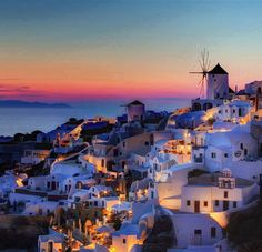Dreaming about these 2016 Santorini Sunset Summer Nights . What are your Luxury Hotel or Villa Restaurant & Bar Yacht Charter Favourite Beach & Things to Do & See when in Santorini Greece ? by bookonin Dream Vacations, Vacation Spots, Vacation Ideas, Places To Travel, Places To See, Destination Voyage, Honeymoon Destinations, Honeymoon Places, Greece Travel