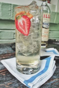 Must have a signature drink this summer: Baton Blanc