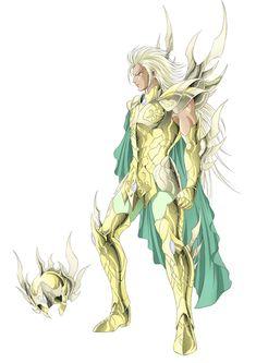 Original Gold Saints - Enoch de Peixes