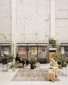 Hotel Interiors, Office Interiors, Bar Interior, Textiles, Creative Thinking, Large Windows, Palermo, New Construction, Interior Architecture