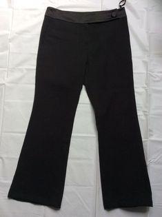 4c8dfc3ea5fc04 BNWT Next tailoring ladies smart black trousers size 8 L