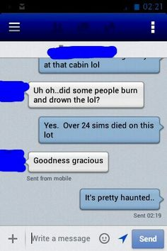 #simstalk #sims 3 #funny