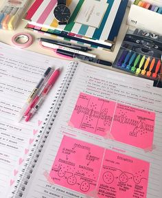 WEBSTA @ studeying - More bio notes ✌️ I just published a page on my tumblr of where I get all my stationery from