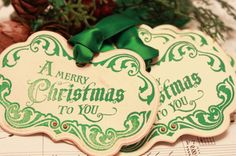 Hey, I found this really awesome Etsy listing at https://www.etsy.com/listing/116378362/christmas-tags-doubled-layered-a-merry