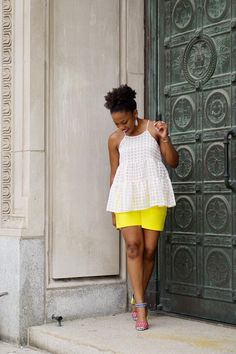 Summer-Approved: More Easy Ways to Style Shorts