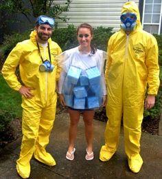 12 Crazy Cool 'Breaking Bad' Halloween Costumes